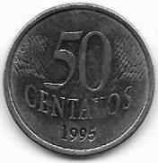 Ctálogo Vieira Nº 15 - 50 Centavos Real | Numismática Vieira
