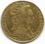 Catálogo Vieira Nº 478 - 6.400 réis 1789R