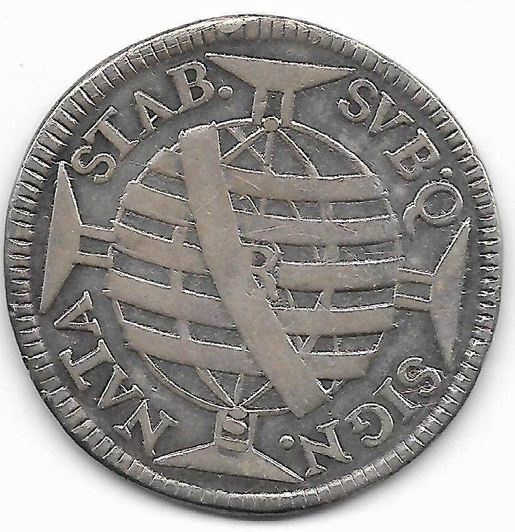 Catálogo Vieira Nº 068 - 320 Réis 1755R - Numismática Vieira
