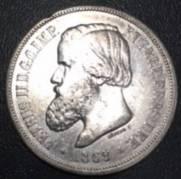 Catálogo Vieira Nº 513 - 1000 Réis 1869