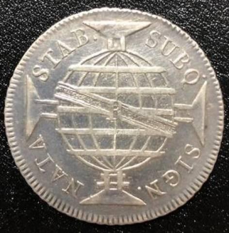 Catálogo Vieira Nº 270 - 640 Réis 1794R - Numismática Vieira