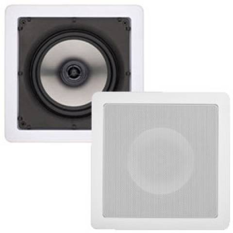 Caixa Embutir Quadrada SQ6-100 - LOUD