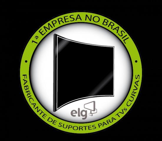 Suporte Inclinável Tv 32 a 60 A03V6 - ELG - Ilha Suportes
