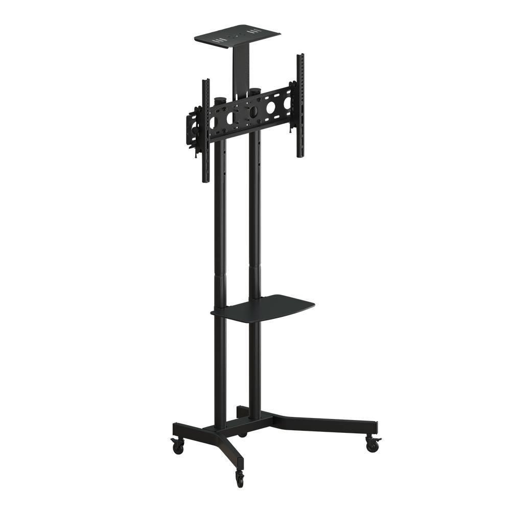 Suporte Pedestal Tv 32 a 70 Altura Regulável A06V6_S - ELG - Ilha Suportes