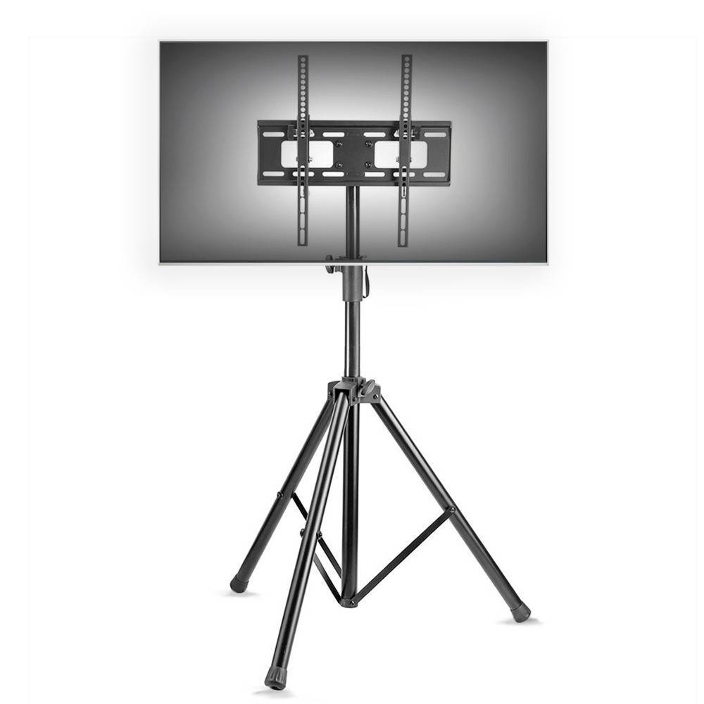 Pedestal Suporte Elg Tripé Regulável Tv 32 A 55 A06v4_tp - Ilha Suportes