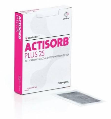 Actisorb Plus 25 - Orto Curitiba