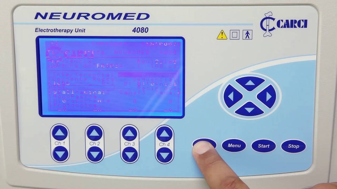 Eletroestimulador Neuromed Multicorrentes  - Orto Curitiba