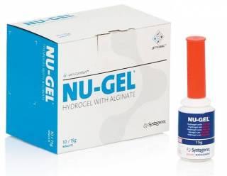 NuGel Hidratante com Alginato e Cálcio 25gr