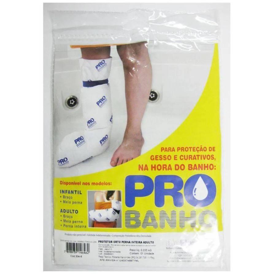 Protetor Para Gesso Pro Banho  - Orto Curitiba