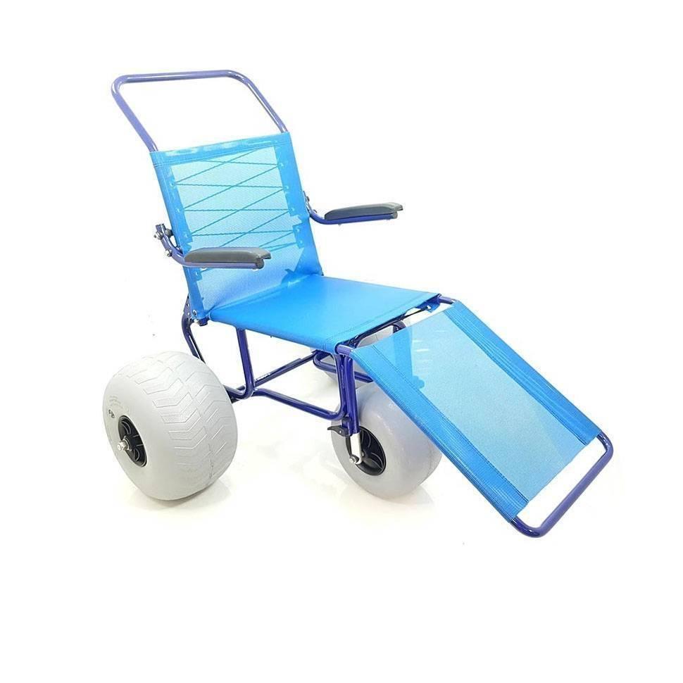 Cadeira De Rodas Para Praia Ipanema - Orto Curitiba
