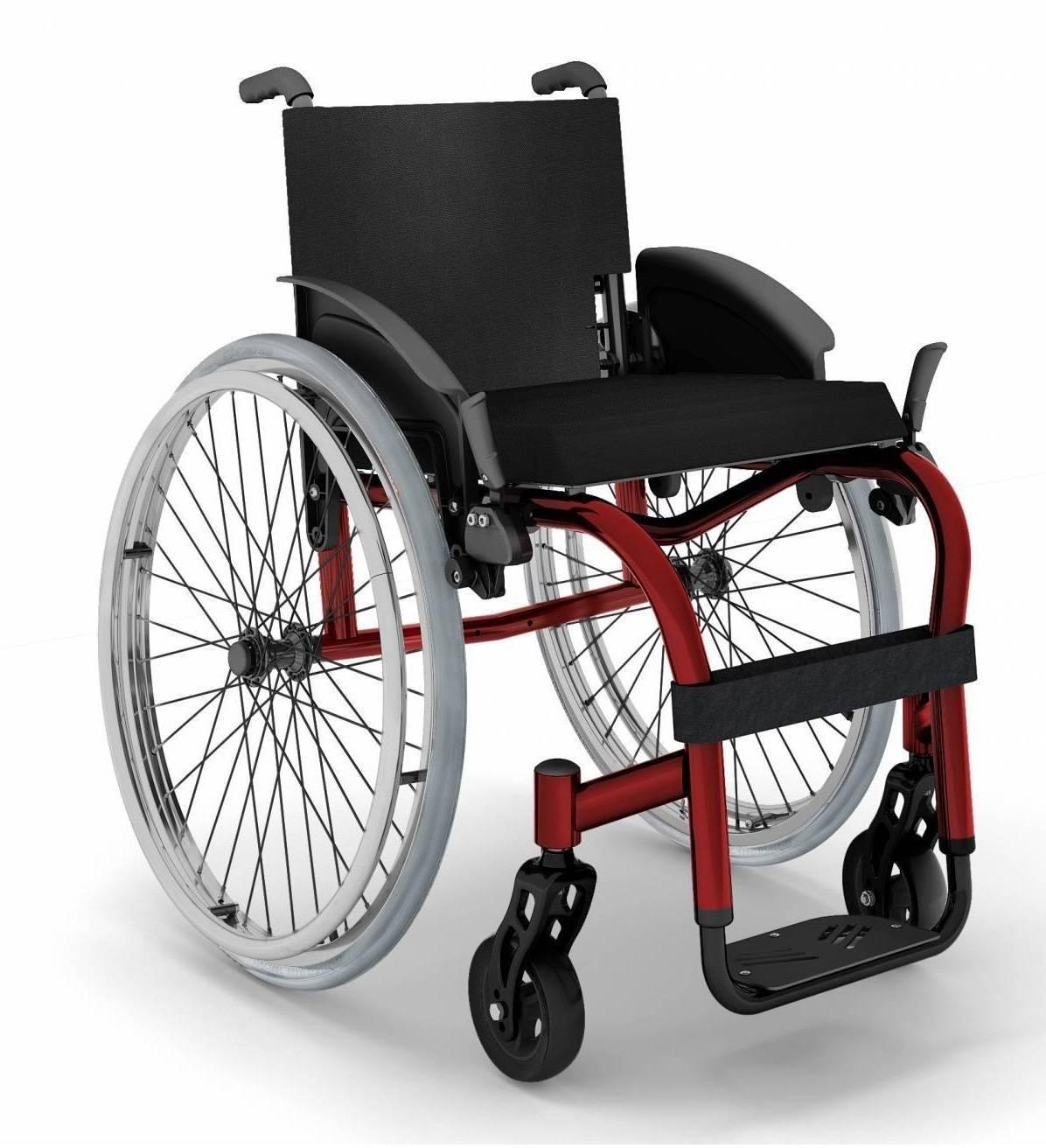 Cadeira De Rodas Star Lite Ortobrás - Orto Curitiba