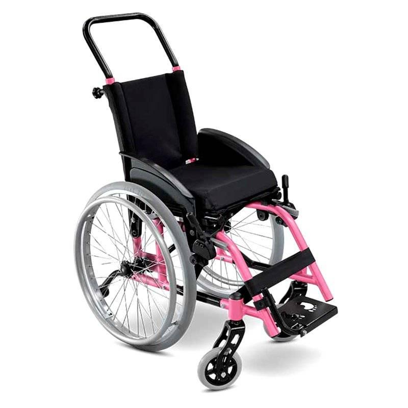 Cadeira De Rodas Genesys Ultra Lite X Infantil - Orto Curitiba