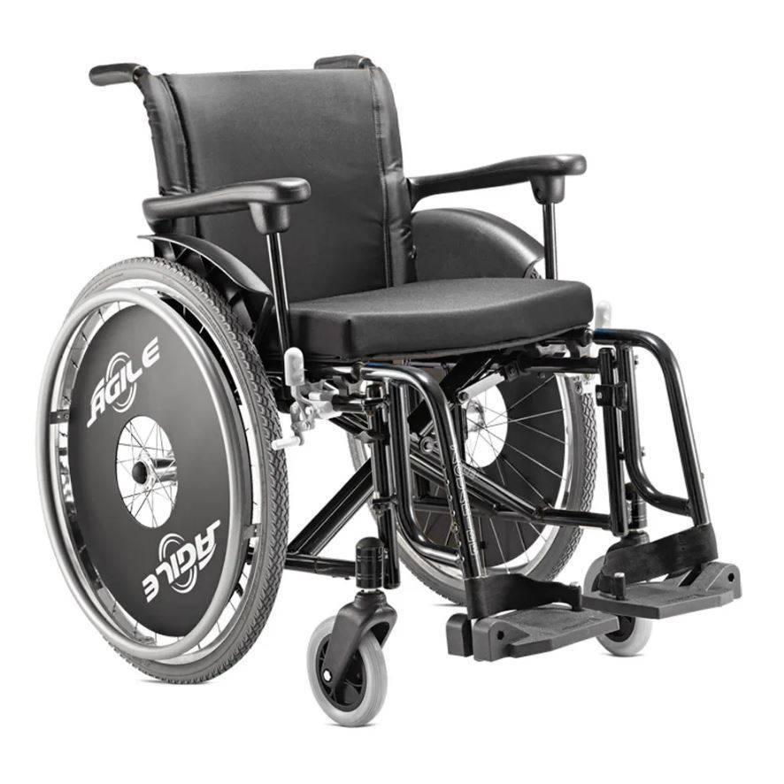 Cadeira De Rodas Ágile Jaguaribe - Orto Curitiba