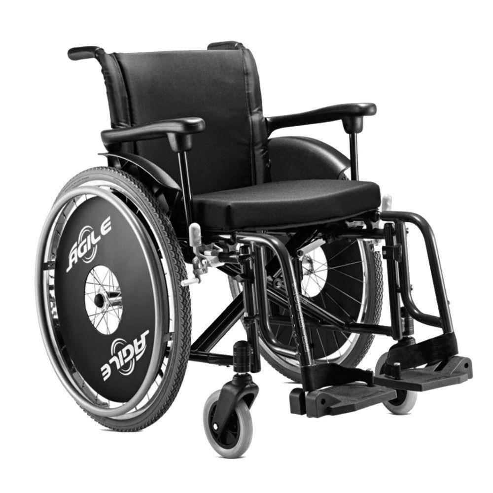 Cadeira De Rodas Ágile Fat - Orto Curitiba