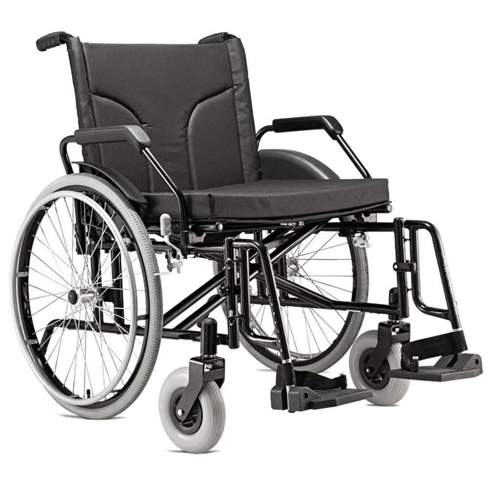 Cadeira De Rodas Big  - Orto Curitiba