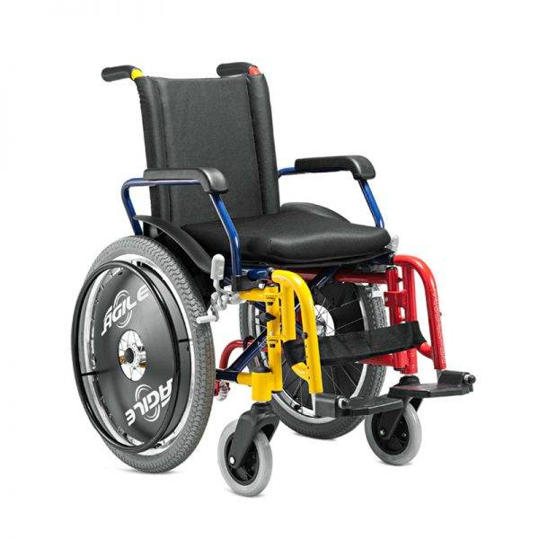 Cadeira De Rodas Ágile Infantil - Orto Curitiba