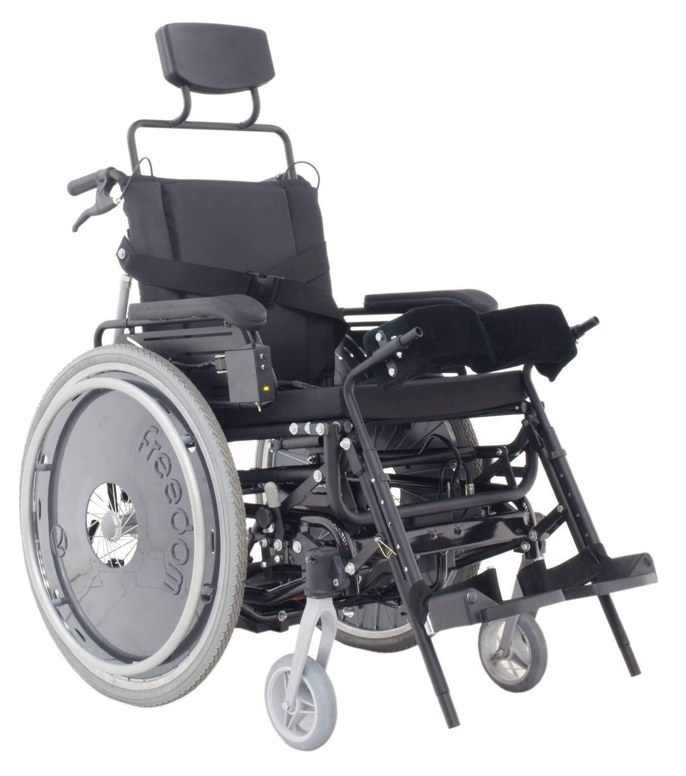 Cadeira De Rodas Stand Up Manual - Orto Curitiba
