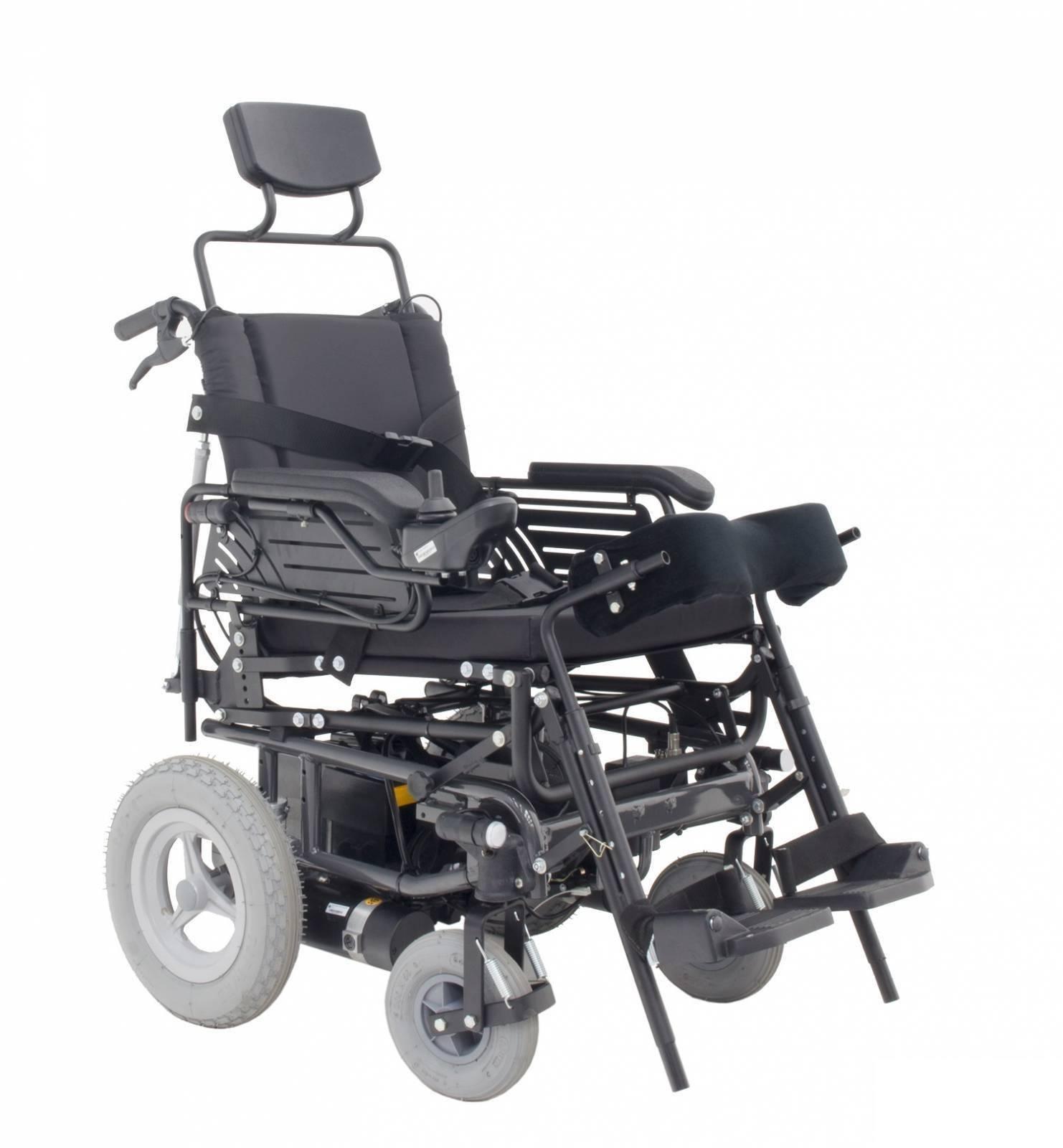 Cadeira De Rodas Motorizada Stand Up Freedom  - Orto Curitiba