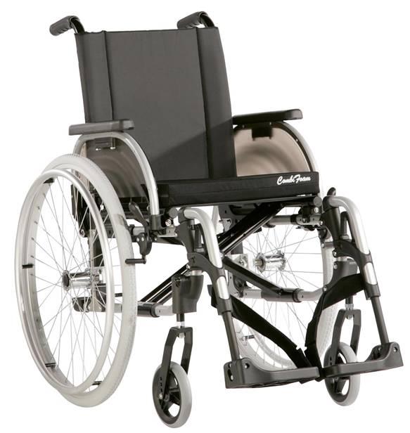 Cadeira De Rodas Start M2 Effect - Orto Curitiba