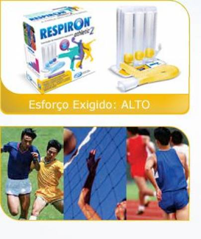 Respiron Athletic  - Orto Curitiba