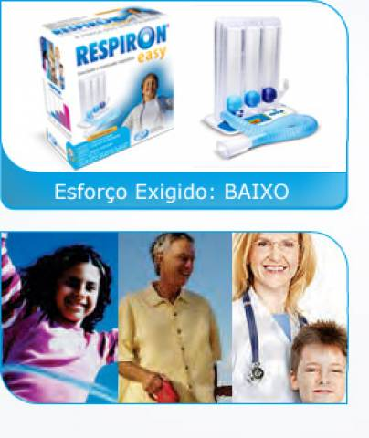 Respiron Easy - Orto Curitiba