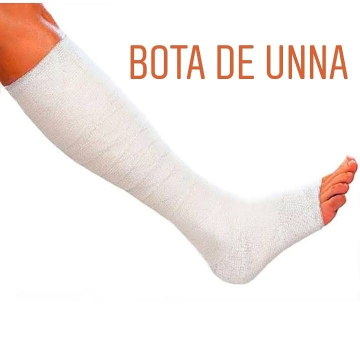 Bota De Unna Casex 10,2cm  - Orto Curitiba