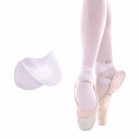 Ponteira De Silicone Bailarina Lady Feet - Orto Curitiba