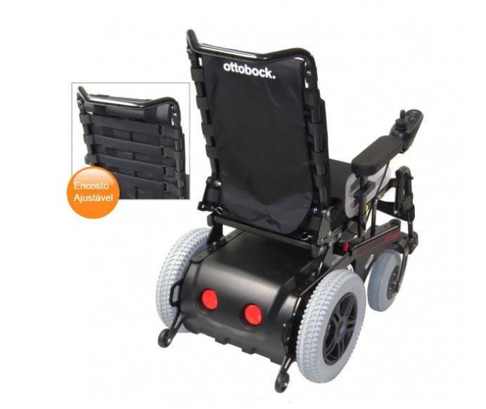 Cadeira De Rodas Motorizada B400 Ottobock  - Orto Curitiba