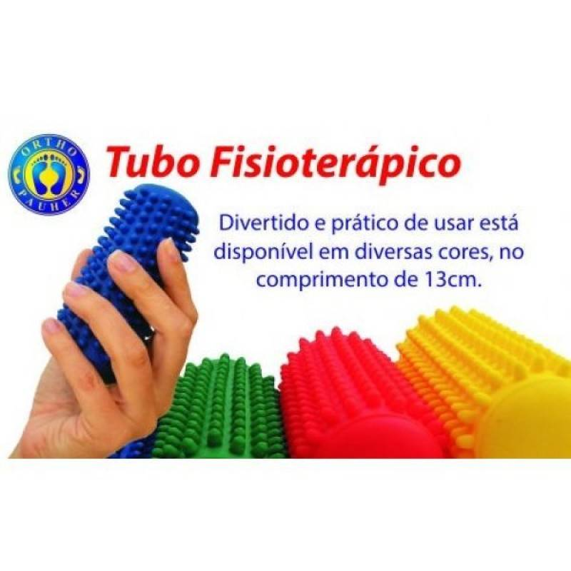 Tubo Fisioterápico Fisiopauher - Orto Curitiba
