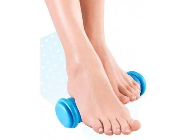 Rolo Para Massagem e Fisioterapia Hotcold Orthopauher - Orto Curitiba