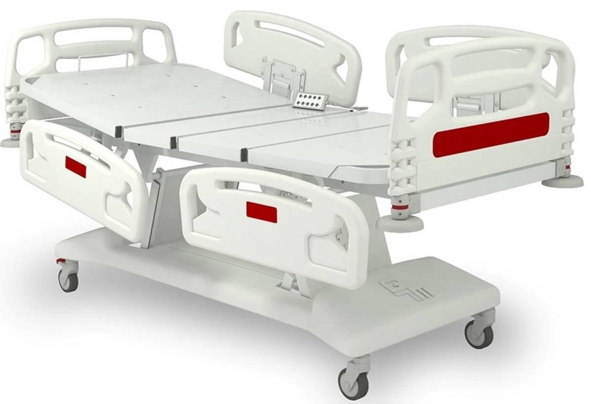 Cama Hospitalar Elétrica Com Elevação GM-9505 - Orto Curitiba