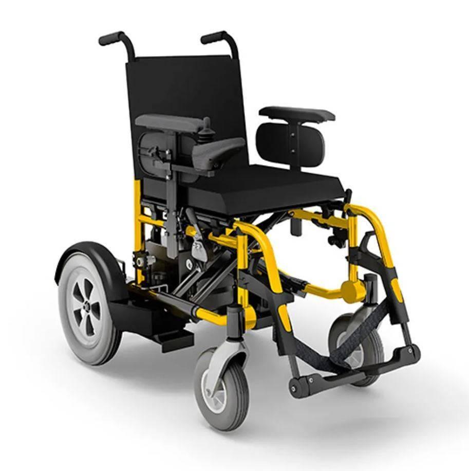 Cadeira De Rodas Motorizada E2 Ortobrás 48Ah - Orto Curitiba