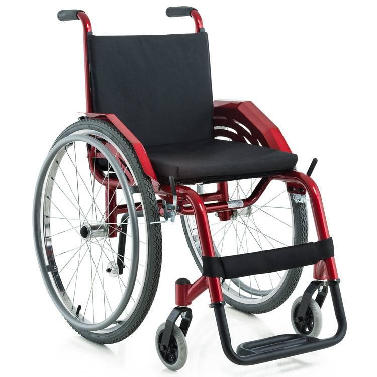 Cadeira De Rodas M Leve Jaguaribe - Orto Curitiba