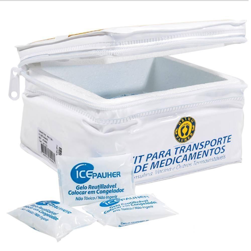 Kit Para Transporte De Medicamentos Orthopauher - Orto Curitiba