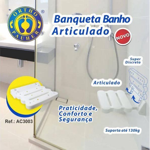 Banco De Parede Articulado Orthopauher - Orto Curitiba