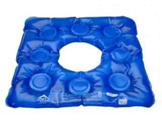 Assento Caixa De Ovo Inflável Quadrado Com Orifício Aquasonus
