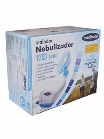 Inalador Medicate MD-1300 - Orto Curitiba
