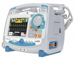 Cardioversor Bifásico Cardiomax Com Oximetria
