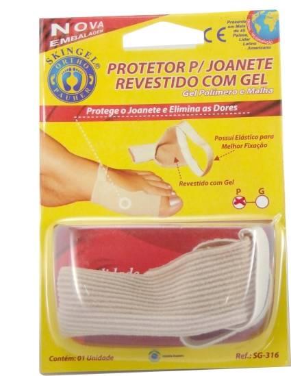 Protetor Para Joanete Elástico Revestido Com Gel - Orto Curitiba