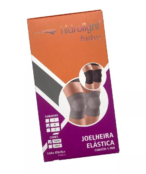 Joelheira Elástica Bamboo Hidrolight - Orto Curitiba