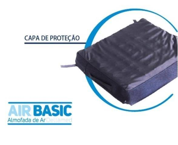 Almofada Air Basic Dellamed - Orto Curitiba