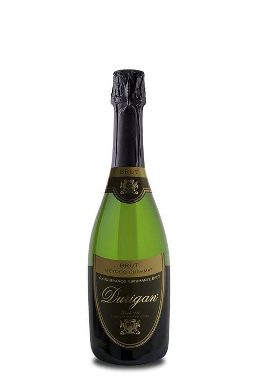 Vinho Branco Espumante Brut Charmat 750 ml - Vinhos Durigan