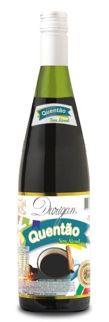 Quentão de Suco Sem Álcool 700 ml - Vinhos Durigan