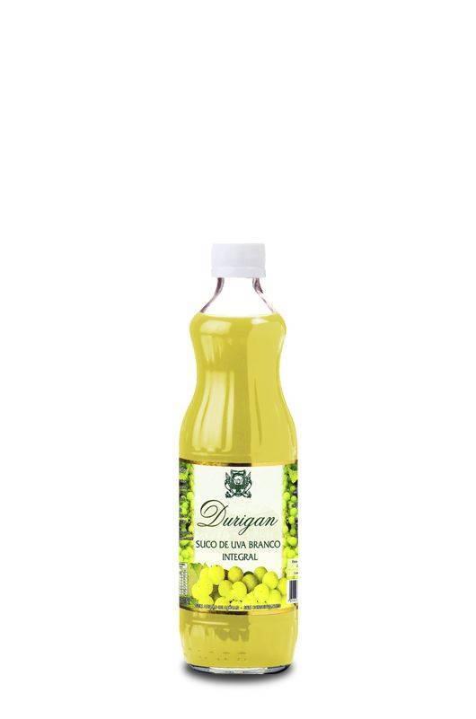 Suco de Uva Branco Integral 500 ml - Vinhos Durigan