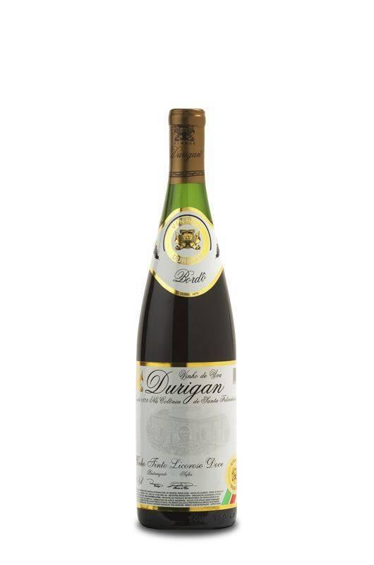 Vinho de Mesa Tinto Licoroso Doce 700 ml - Vinhos Durigan