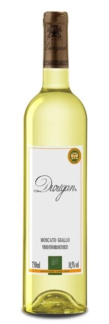 Vinho Fino Branco Seco Moscato Giallo - Vinhos Durigan