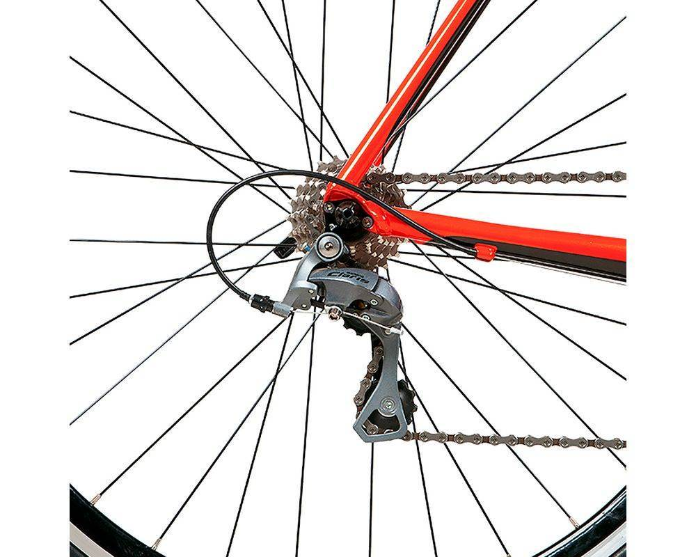 Bicicleta Caloi Strada Claris 16v Aro 700 - Bike Portella
