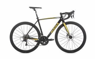 Bicicleta Audax Ventus 1000 Disc 18v Aro 700 Tamanho 57 | Bike Portella