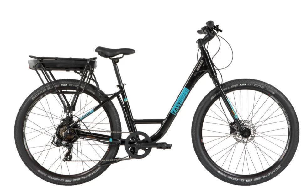Bicicleta Caloi E-Vibe Easy Rider/ Urbam Elétrica 7v Aro 27,5  - Bike Portella
