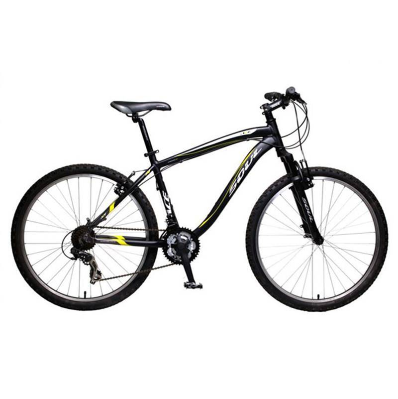 Bicicleta Soul Ace 21v Aro 26 - Bike Portella